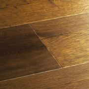 Berkeley 15mm Engineered Distressed Burnt Oak Flooring (2.11m2 Pack)